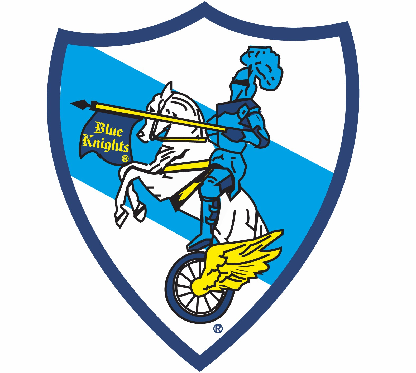 Blue Knights logo